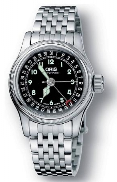 Oris Big Crown Original Pointer Date 40mm Mens watch, model number - 0175475434064-0782061, discount price of £590.00 from The Watch Source
