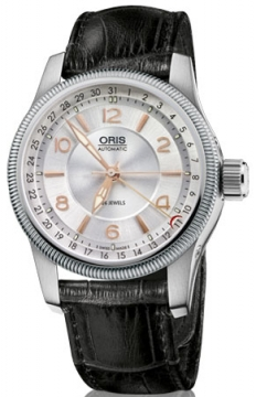 Oris Big Crown Pointer Date 40mm Mens watch, model number - 0175476284061-0752076FC, discount price of £660.00 from The Watch Source