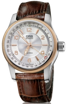 Oris Big Crown Pointer Date 40mm Mens watch, model number - 0175476284361-0752077FC, discount price of £710.00 from The Watch Source