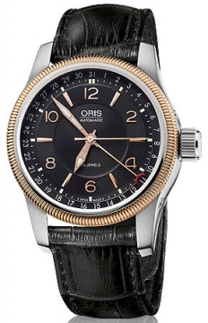 Oris Big Crown Pointer Date 40mm Mens watch, model number - 0175476284364-0752076FC, discount price of £710.00 from The Watch Source