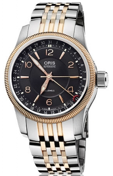 Oris Big Crown Pointer Date 40mm Mens watch, model number - 0175476284364-0782078, discount price of £775.00 from The Watch Source
