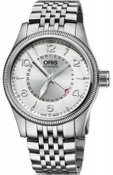 Oris Big Crown Pointer Date 40mm Mens watch, model number - 0175476794061-0782030, discount price of £725.00 from The Watch Source