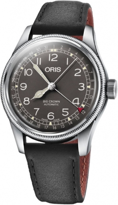 Oris Big Crown Pointer Date 40mm 01 754 7741 4064-07 5 20 65 watch