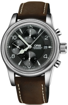 Oris Oskar Bider Limited Edition Mens watch, model number - 0177475674084-Set LS, discount price of £1,350.00 from The Watch Source