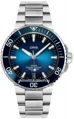 Oris Aquis Date 43.5mm 01 400 7763 4135-07 8 24 09PEB watch