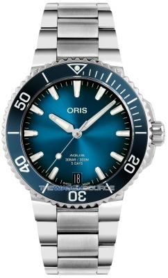 Oris Aquis Date 41.5mm 01 400 7769 4135-07 8 22 09PEB watch