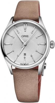 Oris Artelier Date 33mm 01 561 7724 4051-07 5 17 33FC watch