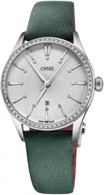 Oris Artelier Date 33mm 01 561 7724 4951-07 5 17 35FC watch