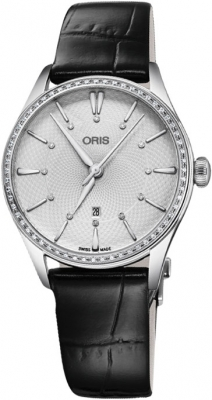 Oris Artelier Date 33mm 01 561 7724 4951-07 5 17 64FC watch
