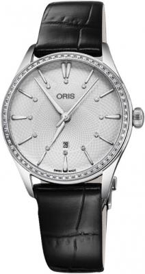 Oris Artelier Date 33mm 01 561 7724 4951-07 5 17 64FC watch