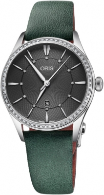 Oris Artelier Date 33mm 01 561 7724 4953-07 5 17 35FC watch