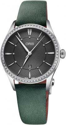 Oris Artelier Date 33mm 01 561 7724 4953-07 5 17 35FC watch