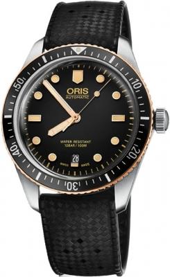 Oris Divers Sixty-Five 40mm 01 733 7707 4354-07 4 20 18 watch