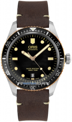 Oris Divers Sixty-Five 40mm 01 733 7707 4354-07 5 20 55 watch