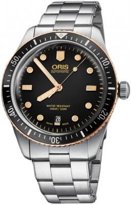 Oris Divers Sixty-Five 40mm 01 733 7707 4354-07 8 20 18 watch