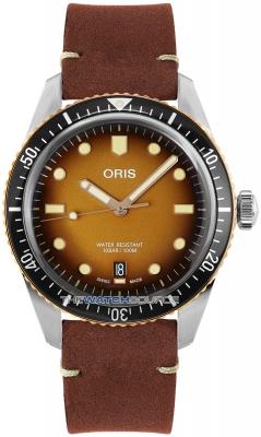 Oris Divers Sixty-Five 40mm 01 733 7707 4356-07 5 20 45 watch
