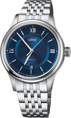 Oris Classic Date 42mm 01 733 7719 4075-07 8 20 10 watch