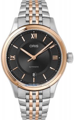 Oris Classic Date 42mm 01 733 7719 4373-07 8 20 12 watch