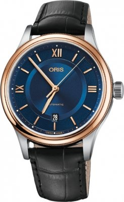 Oris Classic Date 42mm 01 733 7719 4375-07 5 20 35 watch