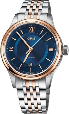Oris Classic Date 42mm 01 733 7719 4375-07 8 20 12 watch