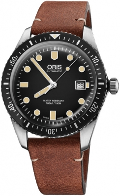 Oris Divers Sixty-Five 42mm 01 733 7720 4054-07 5 21 45 watch