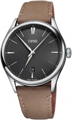 Oris Artelier Date 40mm 01 733 7721 4053-07 5 21 32FC watch
