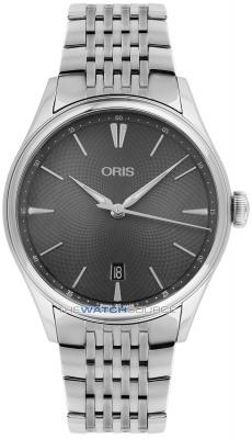 Oris Artelier Date 40mm 01 733 7721 4053-07 8 21 79 watch