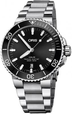 Oris Aquis Date 43.5mm 01 733 7730 4134-07 8 24 05PEB watch
