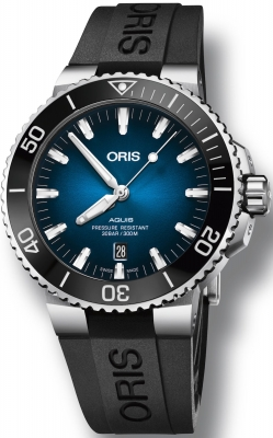 Oris Aquis Date 43.5mm 01 733 7730 4185-Set RS watch