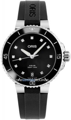 Oris Aquis Date Diamonds 36.5mm 01 733 7731 4194-07 4 18 64FC watch
