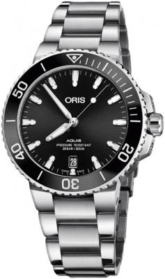 Oris Aquis Date 39.5mm 01 733 7732 4134-07 8 21 05PEB watch