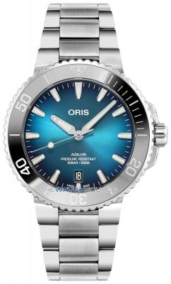 Oris Aquis Date 39.5mm 01 733 7732 4155-07 8 21 05PEB watch