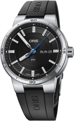 Oris Williams F1 Team Day Date 42mm 01 735 7752 4154-07 4 24 06FC watch