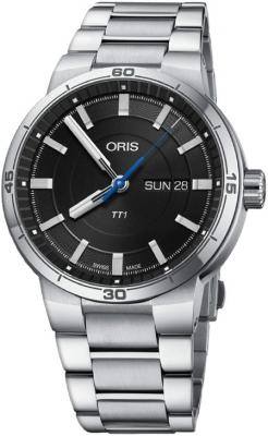 Oris Williams F1 Team Day Date 42mm 01 735 7752 4154-07 8 24 08 watch