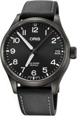 Oris Big Crown ProPilot Date 41mm 01 751 7697 4264-07 5 20 19GFC watch