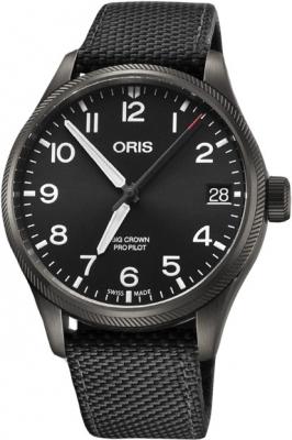 Oris Big Crown ProPilot Date 41mm 01 751 7697 4264-07 5 20 15GFC watch