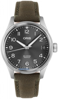 Oris Big Crown ProPilot Date 41mm 01 751 7761 4063-07 3 20 03LC watch