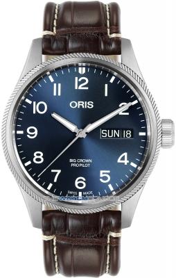 Oris Big Crown ProPilot Day Date 45mm 01 752 7698 4065-07 1 22 72FC watch