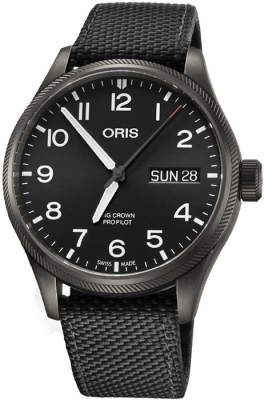 Oris Big Crown ProPilot Day Date 45mm 01 752 7698 4264-07 5 22 15GFC watch