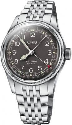 Oris Big Crown Pointer Date 40mm 01 754 7741 4064-07 8 20 22 watch