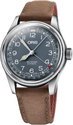 Oris Big Crown Pointer Date 40mm 01 754 7741 4065-07 5 20 63 watch