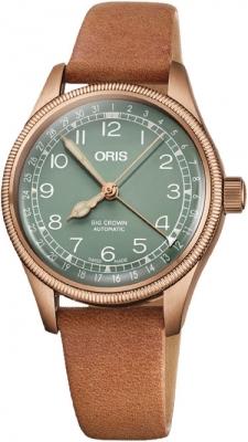 Oris Big Crown Pointer Date 36mm 01 754 7749 3167-07 5 17 66BR watch