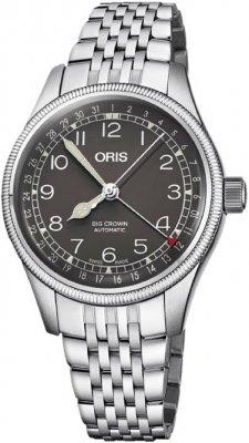 Oris Big Crown Pointer Date 36mm 01 754 7749 4064-07 8 17 22 watch