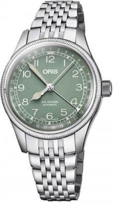 Oris Big Crown Pointer Date 36mm 01 754 7749 4067-07 8 17 22 watch