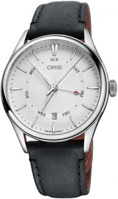Oris Artelier Pointer Day Date 01 755 7742 4051-07 5 21 34FC watch
