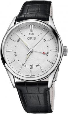 Oris Artelier Pointer Day Date 01 755 7742 4051-07 5 21 64FC watch