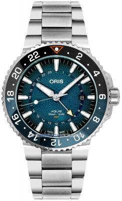 Oris Aquis GMT Date 43.5mm 01 798 7754 4175-Set watch