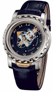 Ulysse Nardin Freak 28'800 Mens watch, model number - 020-88, discount price of £56,036.00 from The Watch Source