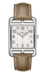 Hermes Cape Cod Quartz Large TGM 027453WW00 watch