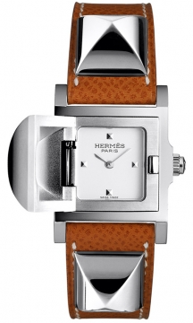 Hermes Medor Ladies watch, model number - 028321WW00, discount price of £2,430.00 from The Watch Source